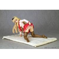 To Heart 2 DX Plus Statue PVC 1/7 Kusugawa Sasara Gymnastic Mat Ver. 12 cm