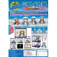 Squid Girl Season 2 - Mini Squid Girl minimini Shiiku (1 random)