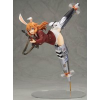 Strike Witches PVC Statue 1/8 Charlotte E. Yeager Ver. 2 27 cm