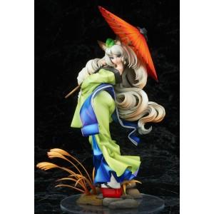 Muramasa The Demon Blade PVC Statue 1/8 Yuzuruha 28 cm