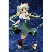Magical Girl Lyrical Nanoha ViVid PVC Statue 1/7 Einhart Stratos 21 cm
