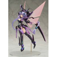 Hyperdimension Neptunia Statue 1/7 Purple Heart Dress Version 23 cm