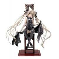 Yosuganosora PVC Statue 1/7 Sora Kasugano Black China Dress Ver. 22 cm