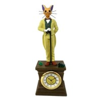 Whisper of the Heart Table Clock Baron 15 cm