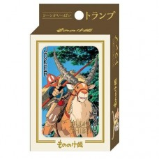 Princess Mononoke Playing Cards