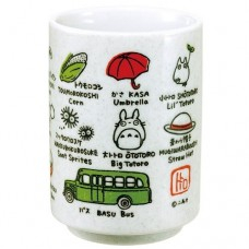 My Neighbor Totoro Japanese Tea Cup Characters