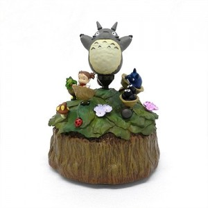 My Neighbor Totoro Music Box Hazelnut Cup