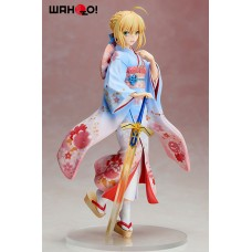 Fate/Stay Night Unlimited Blade Works PVC Statue 1/7 Saber Kimono Ver. 25 cm