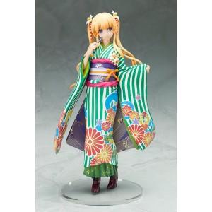 Saekano: How to Raise a Boring Girlfriend Statue 1/8 Eriri Spencer Sawamura Kimono Version 20 cm