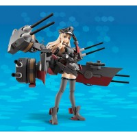 Kantai Collection AGP Action Figure Bismarck Drei 13 cm