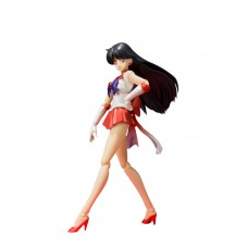 Sailor Moon SuperS S.H. Figuarts Action Figure Sailor Mars (S4) Tamashii Web Exclusive 14 cm