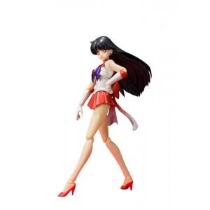 Sailor Moon SuperS S.H. Figuarts Action Figure Sailor Mars (S4) Tamashii Web Exclusive 14 cm