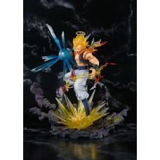 Dragonball Z FiguartsZERO PVC Statue Super Saiyan Gogeta Tamashii Web Exclusive 19 cm
