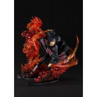 Naruto FiguartsZERO PVC Statue Itachi Uchiha Susanoo Kizuna Relation Tamashii Web Exclusive 22 cm