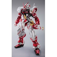 Gundam Seed Astray Metal Build Diecast Action Figure Gundam Astray Red Frame 18 cm