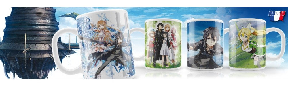 Sword Art Online Mug