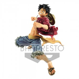 One Piece BWFC Special Figure Monkey D. Luffy 16 cm