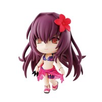 Fate/Grand Order ChiBi Kyun Chara Figure Assassin/Scathach 10 cm