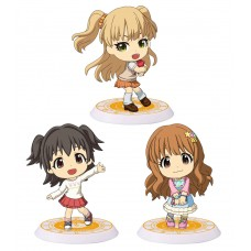 The Idolmaster Cinderella Girls ChiBi Figures 6 cm Assortment Passion