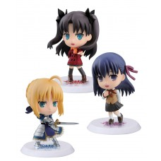 Fate/Stay Night ChiBi Figures 6 cm Assortment Kyun-Chara
