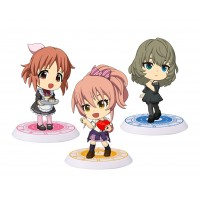 The Idolmaster Cinderella Girls ChiBi Figures 6 cm Assortment Passion II (1 random)