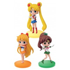 Sailor Moon Q Posket Figures 7 cm Assortment II (1 random)