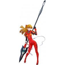 Evangelion 2.0 You Can (Not) Advance Statue 1/8 Asuka Langley 20 cm