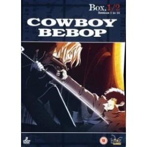 Cowboy Bebop - Collection Box (1/2+2/2)