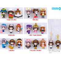 Nendoroid Plus - The Melancholy of Haruhi Suzumiya: Cosplay Netsuke All Type (1 random)