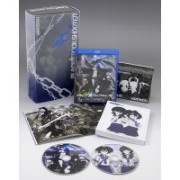 Black Rock Shooter Blu-ray & DVD Set (Limited First Edition)