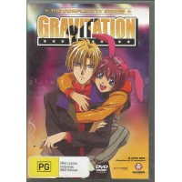 Gravitation TV Series Collection (3 Discs) (Slimpack)