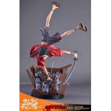 Samurai Champloo Statue Mugen 61 cm