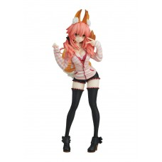 Fate/Extra CCC Statue Caster Casual Wear Ver. 25 cm