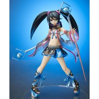 Hi-sCoool! Seha Girls Statue PVC 1/8 Skeleton Sega Saturn 20 cm