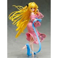 To Love-Ru Darkness Statue PVC 1/8 Golden Darkness Yukata Ver. 21 cm