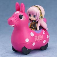 Hatsune Miku x CuteRody Pullback Car Megurine Luka 7 cm