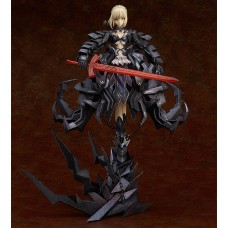 Fate/Stay Night Statue 1/7 Wonderful Hobby Selection Saber Alter huke Ver. 33 cm