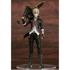 God Eater 2 Rage Burst PVC Statue 1/8 Julius Visconti 22 cm