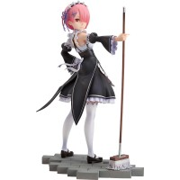 Re:ZERO -Starting Life in Another World- PVC Statue 1/7 Ram 23 cm
