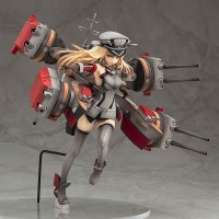 Kantai Collection Action Figure 1/8 Bismarck Kai 25 cm