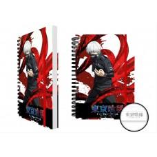 Tokyo Ghoul Notebook A5 Ken