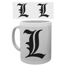 Death Note Mug L