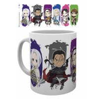 Heroic Legend of Arslan Mug Chibi