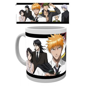 Bleach Mug Collage