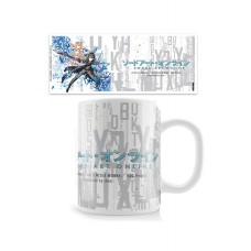 Sword Art Online Mug Couple Graphic