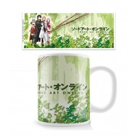 Sword Art Online Mug Team Forest