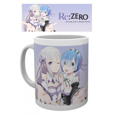 Re:Zero Starting Life in Another World Mug Duo