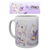 Re:Zero Starting Life in Another World Mug Emelia