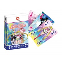 Sailor Moon Number 1 Playing Cards