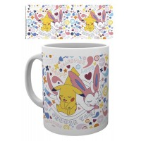 Pokemon Mug Valentine Choose You